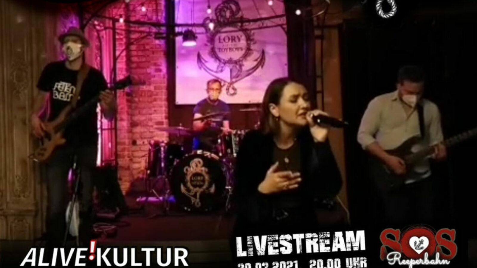 Live-Streams: Support für Clubs & Künstler