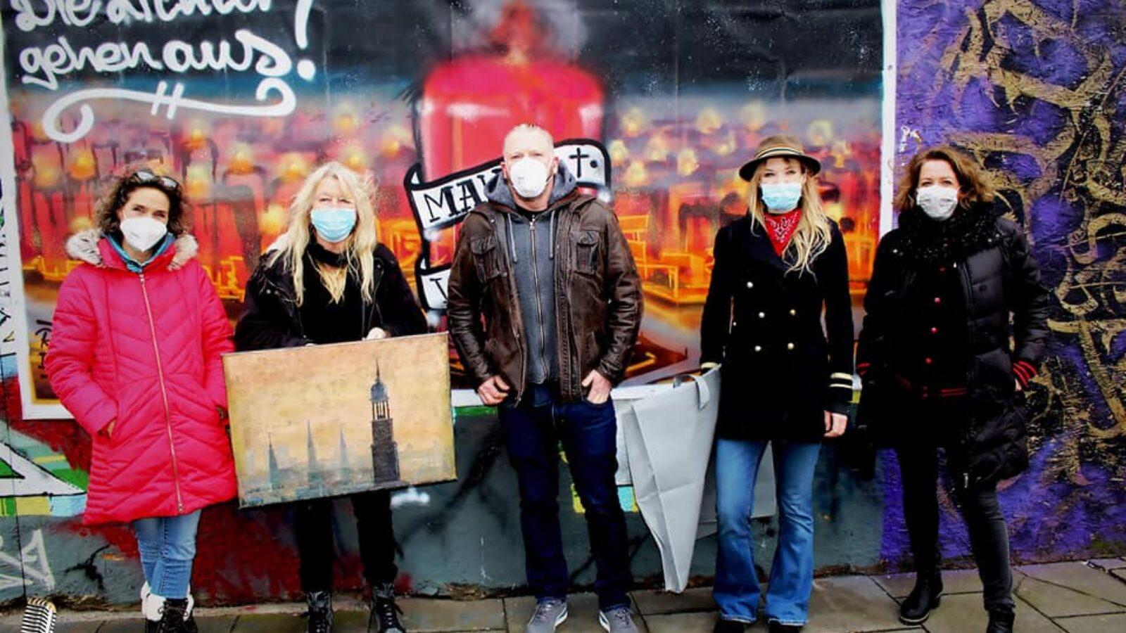 ALIVE!KULTUR im Lockdown-Talk mit Weser TV