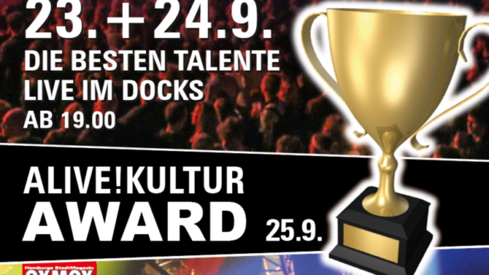 REEPERBAHN ALIVE! Festival 23.-25.9. Docks