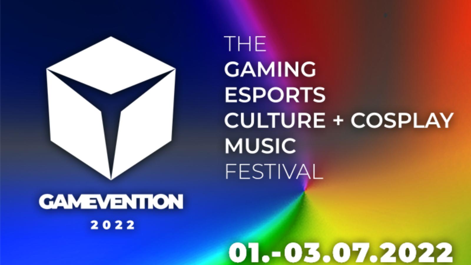 ALIVE!KULTUR e.V. presents: Gamevention 2022